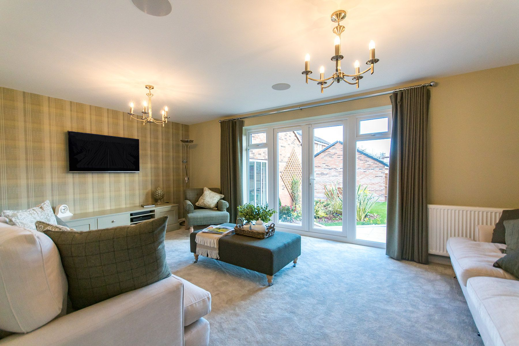 TW Exeter - Gwel An Hay - Monkford example living room